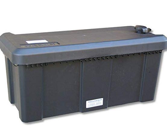 Kunststoff Deichselbox